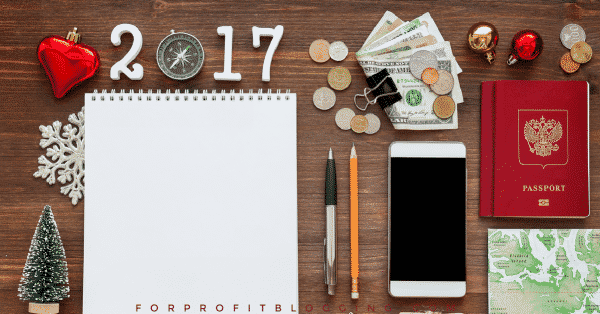 2017 Goals: Planning for a Productive (and Fun) Year