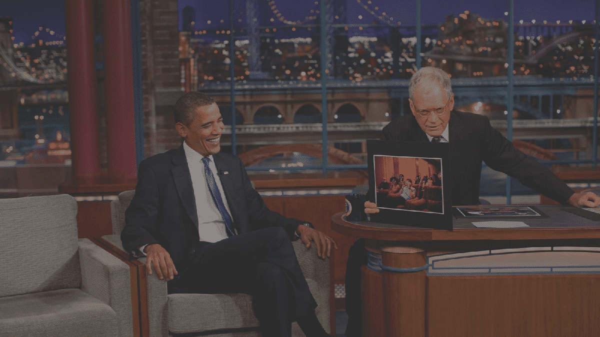 5 Blogging Lessons From David Letterman